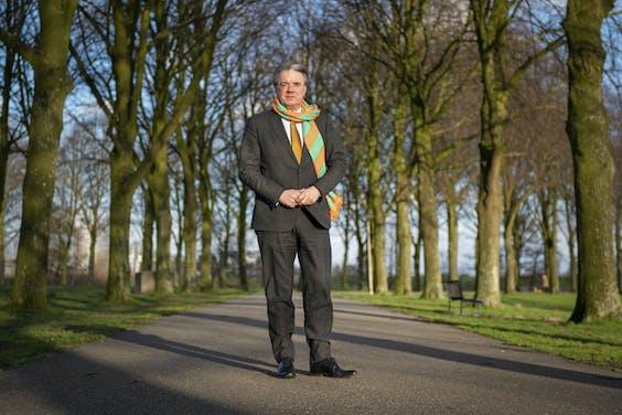 Wim van de Donk: 'Burger zijn is ook een ambt. Ik vind dat we teveel een cultuur hebben geschapen van consumentisme.'