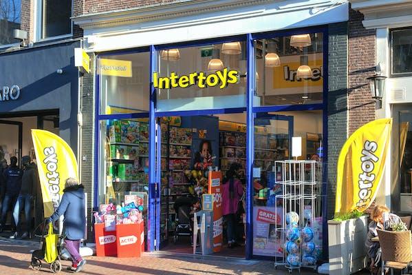 Een nieuwe start voor Intertoys