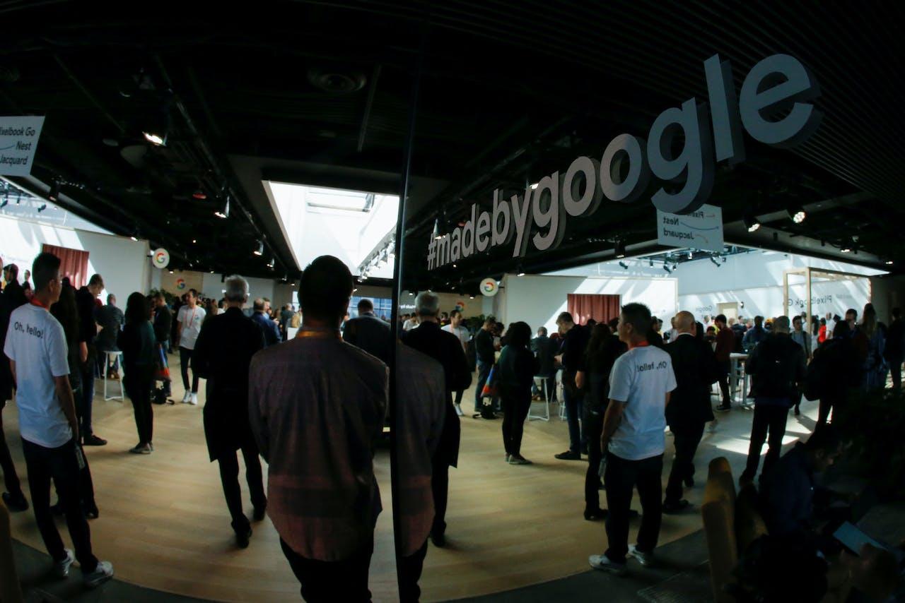 De retailbank van Google, onder de codenaam Cache, moet volgend jaar operationeel worden.