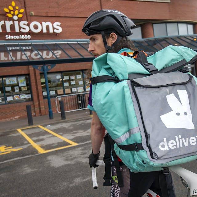 Deliveroo gaat naar Londense beurs, verwachte waardering €5,8 mrd