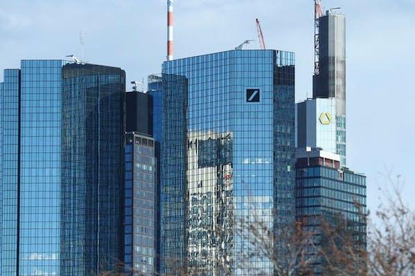 Fusie tussen Deutsche Bank en Commerzbank