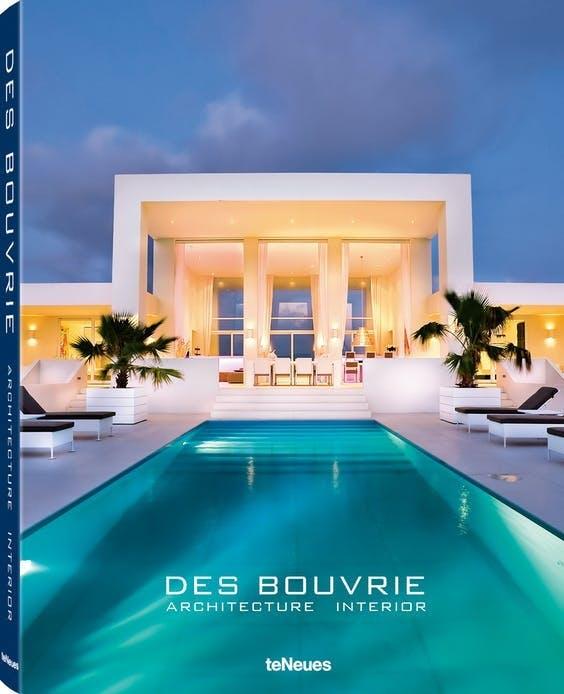 Des Bouvrie Architecture Interior, Jan and Monique des Bouvrie 208 pagina's, €50, Uitgeverij te Neues.