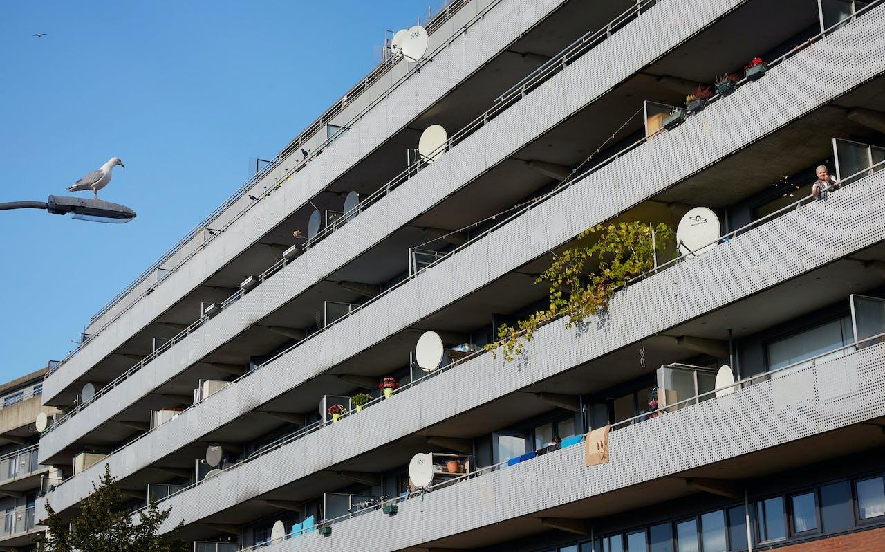 Huurwoningen in Den Haag