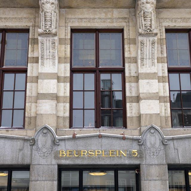 Amsterdam plots magneet voor beursgangen in Europa
