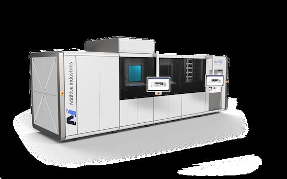 Additive Industries produceert industriële 3D-metaalprinters.
