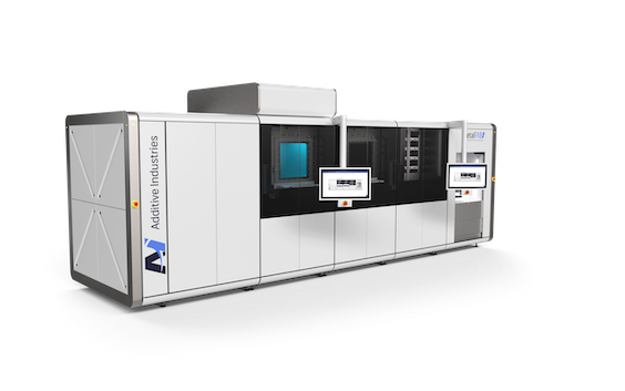 Additive Industries produceert industriële 3D-metaalprinters.
