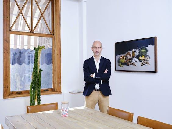 Florestan van 't Hek, oprichter-partner bij VentureLawyers:'Vroeger dachten grote bedrijven: we hebben een advocaat nodig, we bellen De Brauw of Loyens & Loeff.'
