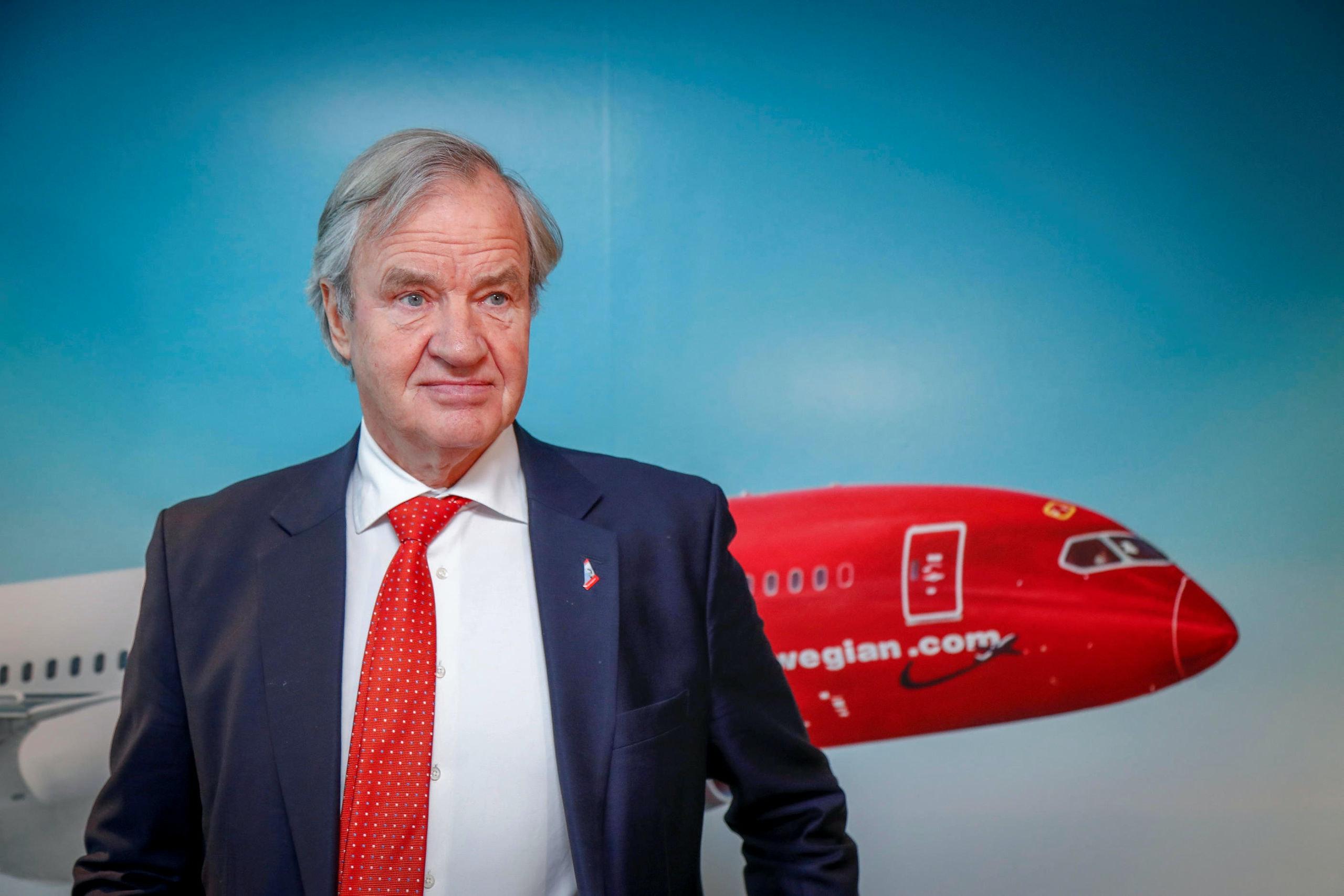 Noodlijdend Norwegian geeft aandelen met forse korting uit
