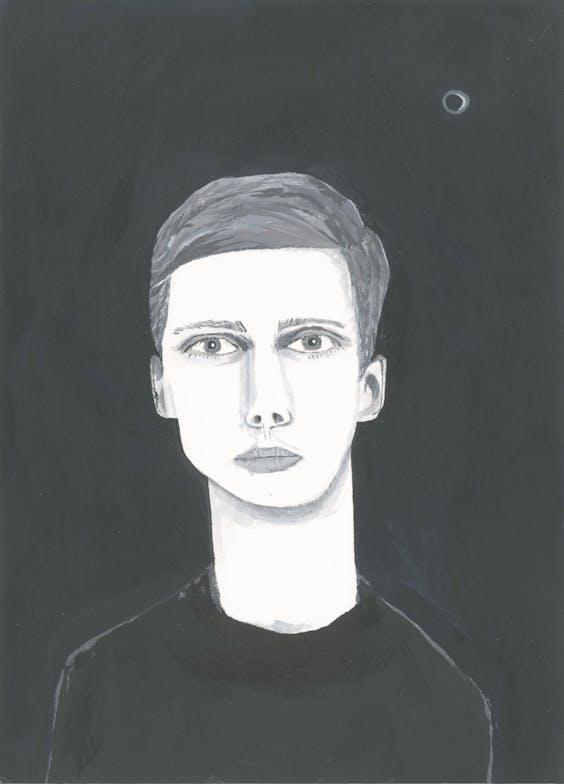 Het werk van kunstenaar Christopher Gee inspireerde Helbers.