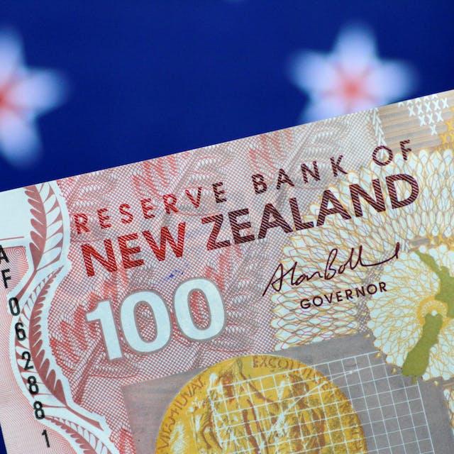'Kiwi' stijgt na een nieuwe verrassing van de centrale bank Reserve Bank - Het Financieele Dagblad