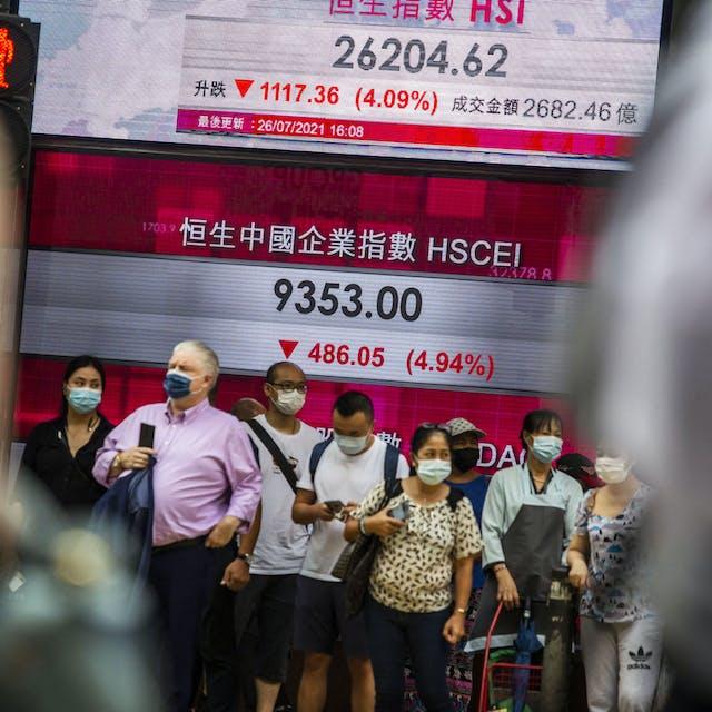 Onrust op Chinese beurzen? 'Mooi instapmoment'