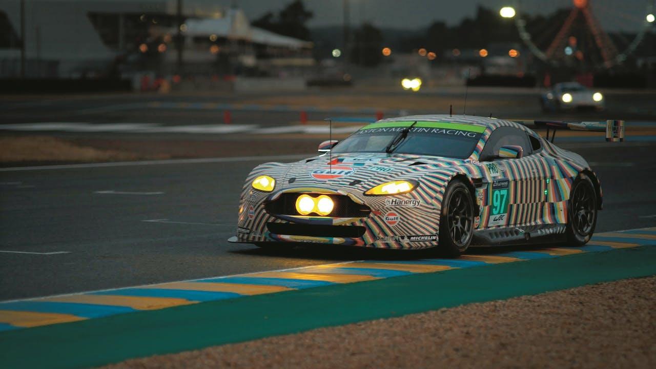 Coureurs over de gevaren van Le Mans.