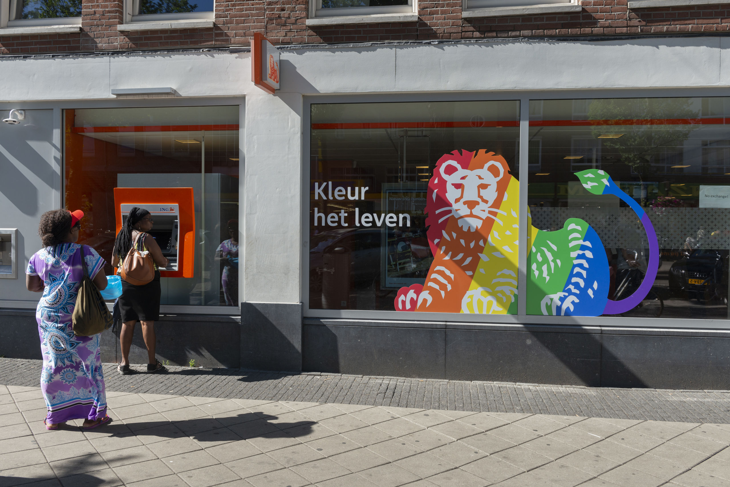 Ing Kantoor Amsterdam : Luchtfoto kantorengebied arenapoort met het ing kantoor het