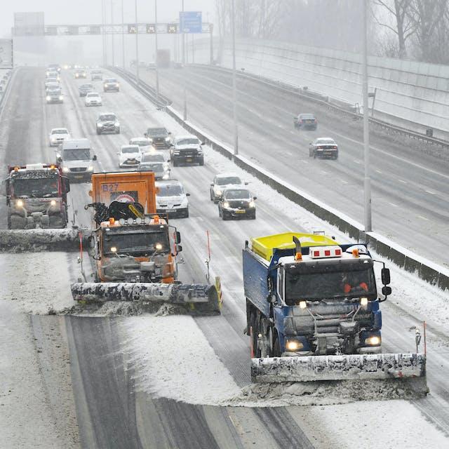 Winterweer: NS rijdt dinsdag alleen met sprinters - Het Financieele Dagblad