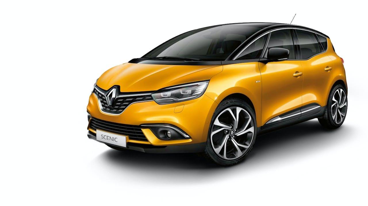 Renault Scénic, prijs vanaf €26.690.