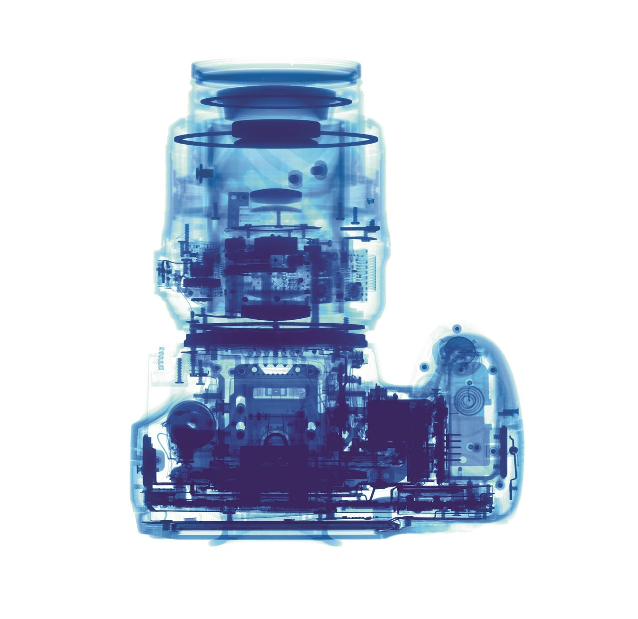 DSLR foto-camera