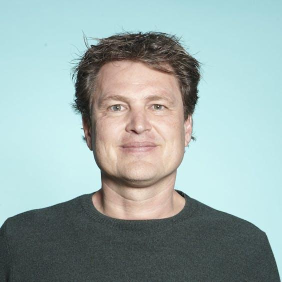 Guido Heezen, oprichter en directeur van Effectory.
