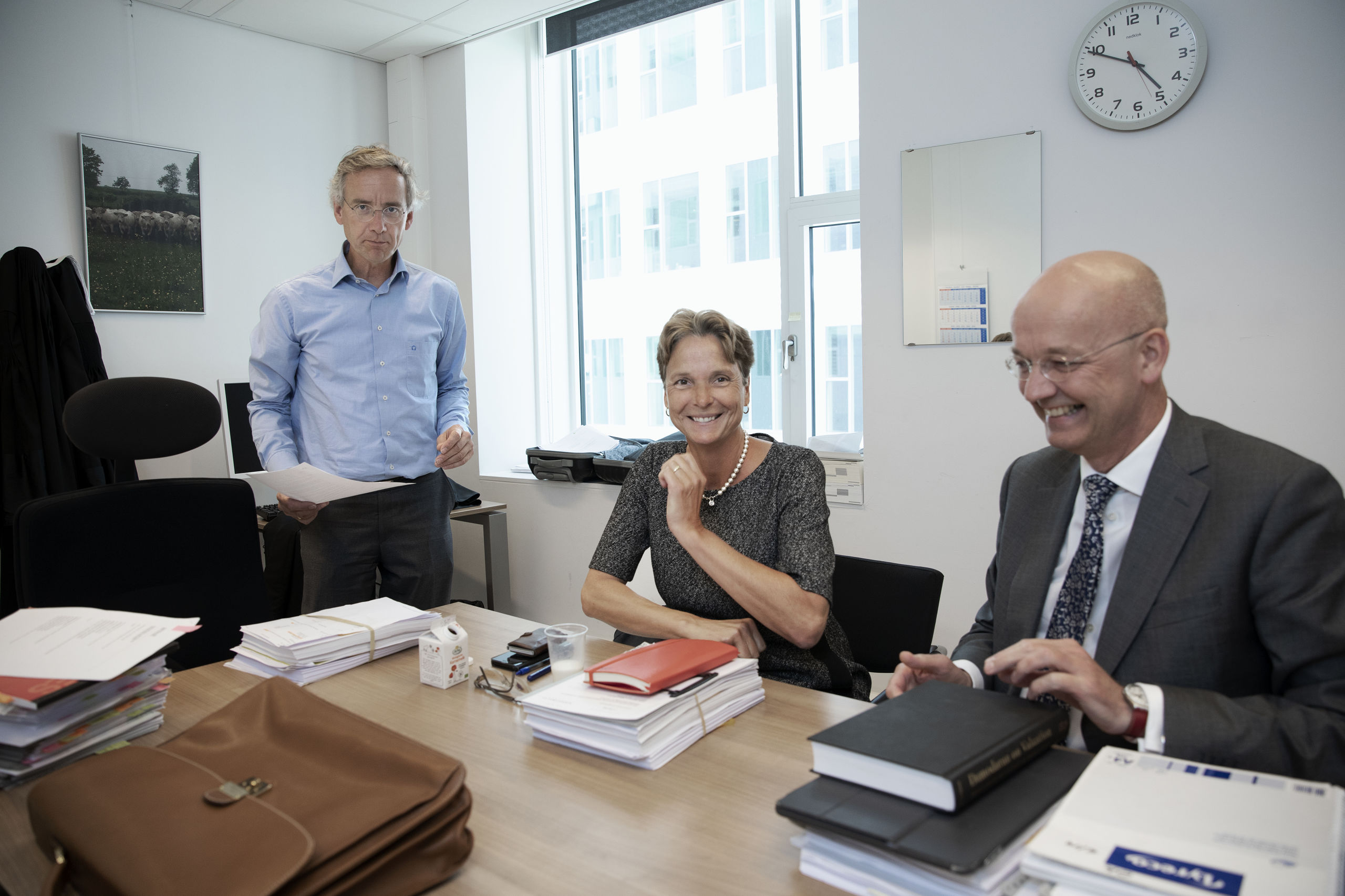 Het geheim van de raadkamer het financieele dagblad
