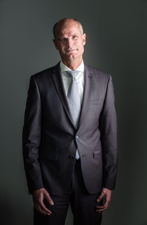 Minister van Veiligheid en Justitie Stef Blok
