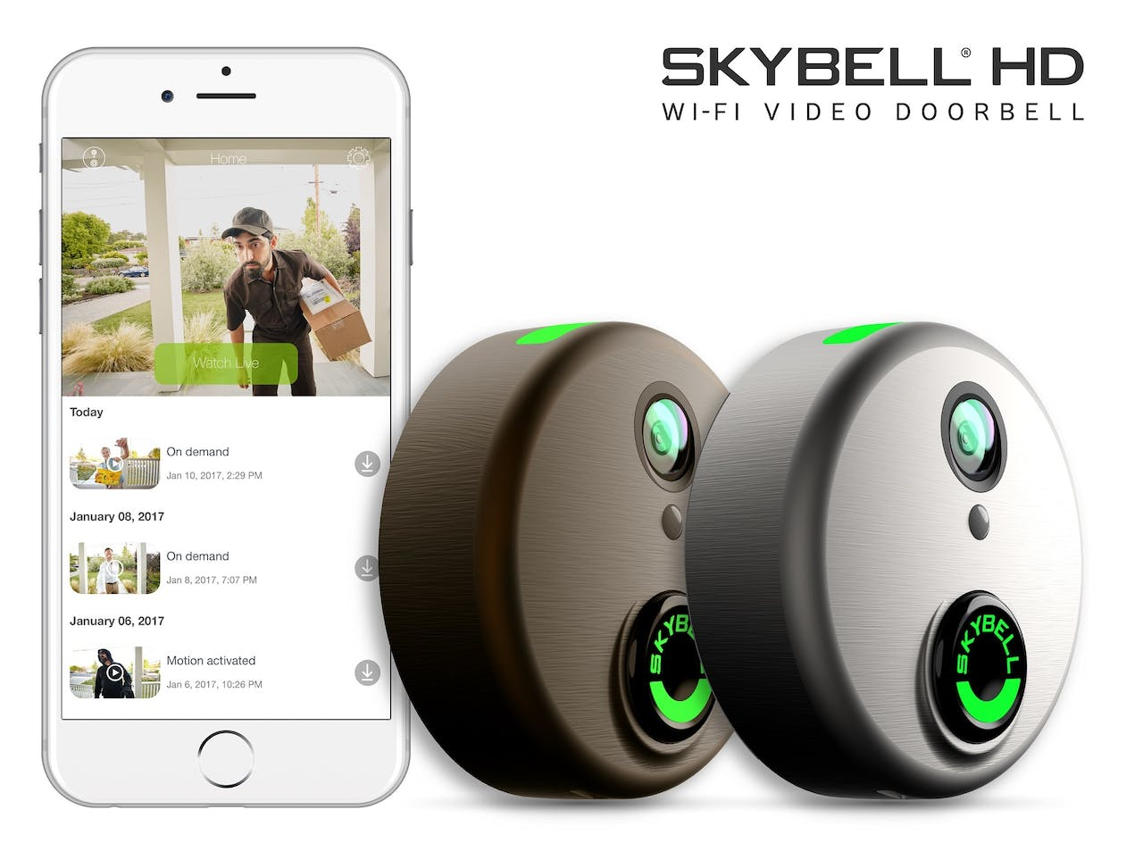 Skybell HD, €  250.