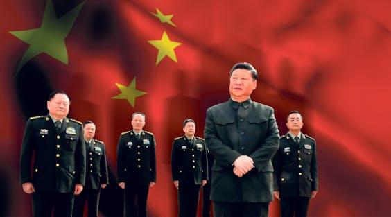 Frankopan: 'Vorige maand gaf president Xi Jinping een speech voor het Chinese leger. Hij zei wij moeten klaar zijn voor oorlog. Daar moet je beter op letten dan op wat Geert Wilders of Nigel Farage zeggen.'